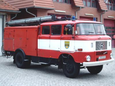 Löschgruppenfahrzeug (LF)