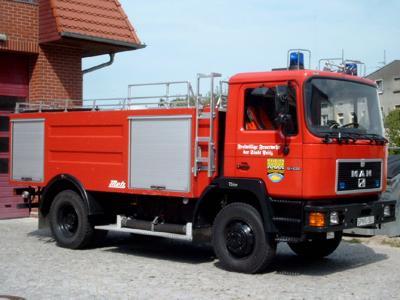 Tanklöschfahrzeug (TLF)